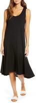 Caslon Flounce Hem High/Low Dress