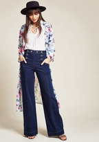 ModCloth Serving Up Verve Jeans in M