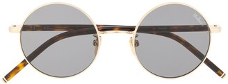 Mulberry Lenny round sunglasses