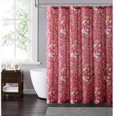 Pier 1 Imports Bedford Red Shower Curtain