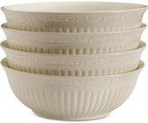 Mikasa Dinnerware, Set of 4 Italian Countryside Cereal Bowls