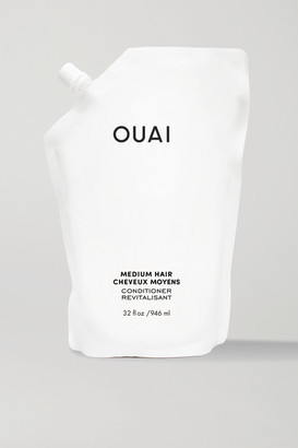 Ouai Medium Hair Conditioner Refill, 946ml