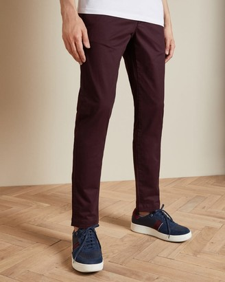Ted Baker Slim Fit Cotton Chinos
