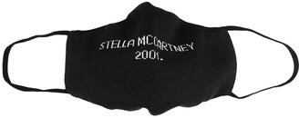 Stella McCartney Logo-Embellished Face Mask