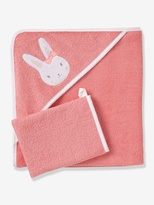 SPONGE - pink medium solid with desig, Furniture & Bedding | Vertbaudet