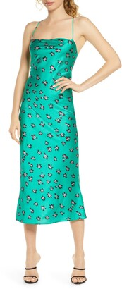 Kourt Sheila Sleeveless Midi Dress