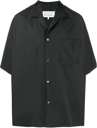 Maison Margiela Oversized Bowling Shirt