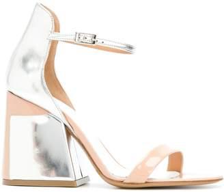 Maison Margiela contrast open-toe sandals