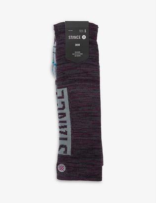 Stance Snow stretch-knit socks