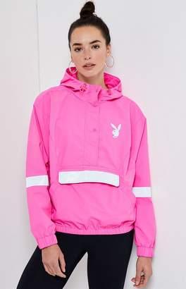 Playboy Apres Ski Bunny Windbreaker Jacket