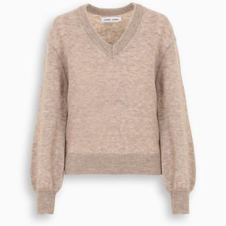 Samsoe & Samsoe Beige Jaci sweater