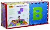 Edushape Edu Tiles-Letters Upper Case-26 Pcs