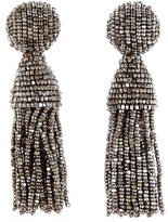 Oscar de la Renta 'Classic Short' Tassel Drop Earrings