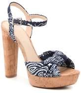 Jessica Simpson Ivrey Platform Sandal