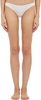 Skin Women's Jersey Thong-WHITE