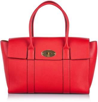 Mulberry Red New Bayswater Handbag