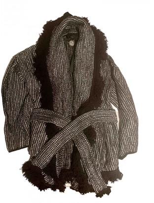 Alanui Silver Cotton Jackets