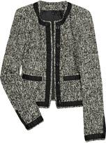 K Karl Lagerfeld Belmont tweed jacket