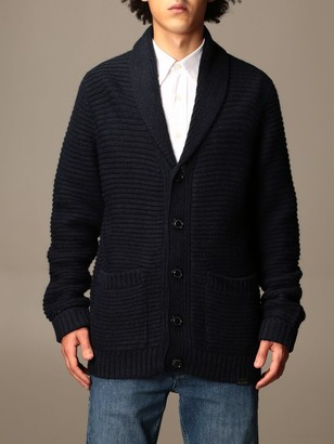 Brooksfield Cardigan Jacket With Buttons
