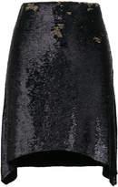 IRO Wadlow sequined skirt