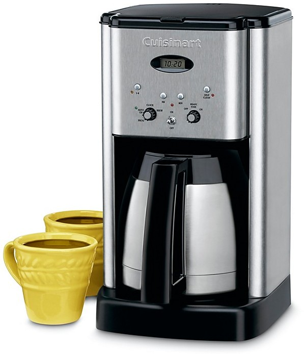 Cuisinart 10 Cup Thermal Coffeemaker