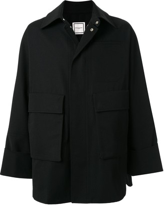 Wooyoungmi Loose-Fit Two Pocket Jacket