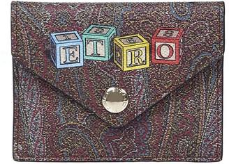 Etro Toys Card Holders