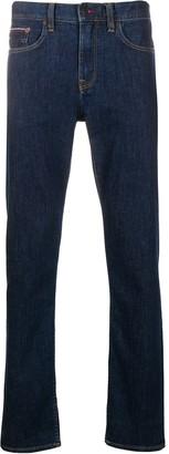 Tommy Hilfiger Denim Straight Leg Jeans