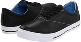Travis Mathew The London '12 (Black/Blue) - Footwear