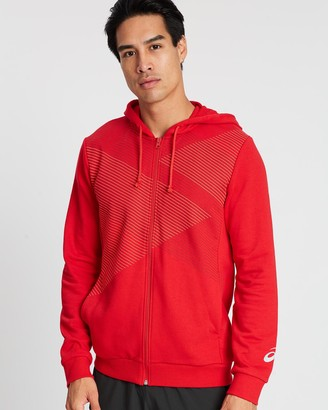 Asics French Terry Hoodie - Men's