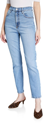Nobody Denim Frankie Slim Stretch Ankle Jeans