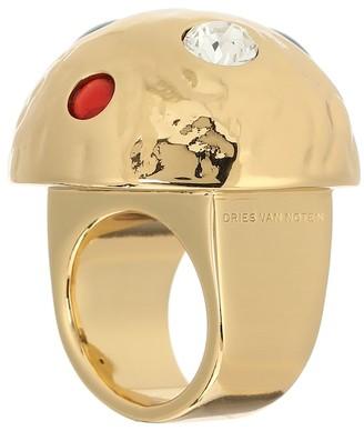 Dries Van Noten Embellished ring