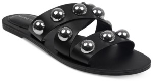 Marc Fisher Bryte Stud Sandals Women's Shoes