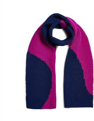 Laetly Far Out Merino Wool Scarf