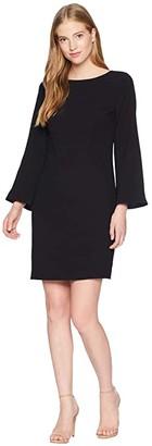 Trina Turk Engaging Dress (Black) Women's Dress