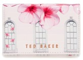 Ted Baker Window Box Floral Clutch - Pink