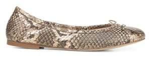 Sam Edelman Felicia Embossed Leather Flats