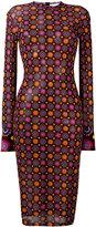 Givenchy - robe à motif géométrique