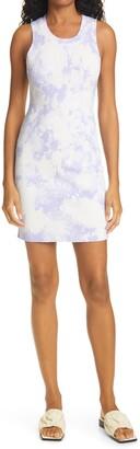 Cotton Citizen Ibiza Tie Dye Tank Dress
