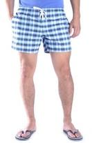 Sundek Men's Light Blue Polyester Trunks.