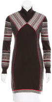 Matthew Williamson Long Sleeve Wool Sweater