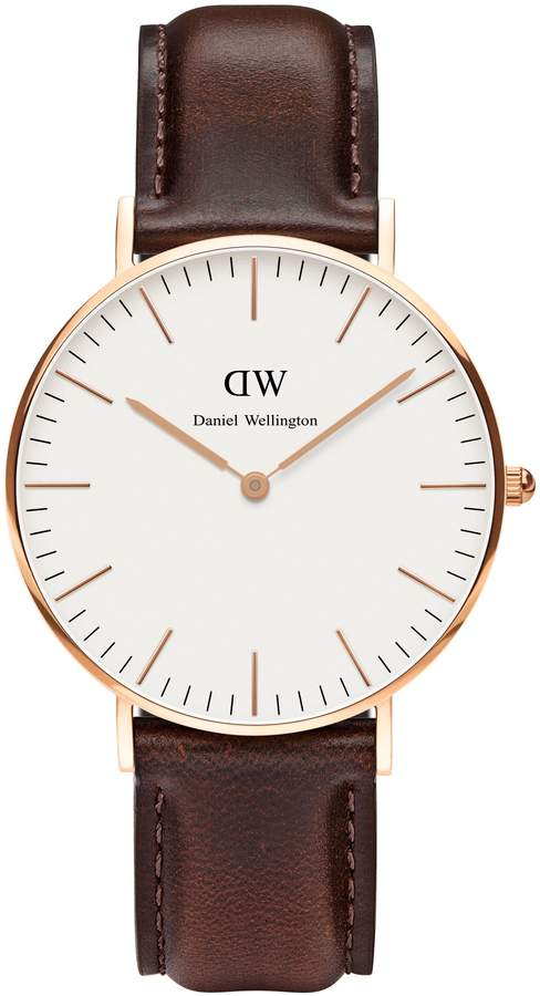Daniel Wellington 0511DW Ladies Strap Watch