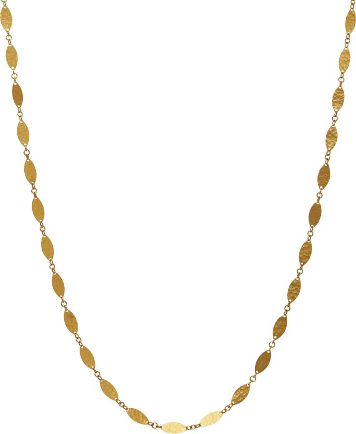 Gurhan Willow Flake All Around Necklace