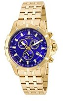 Invicta Men's 17504 Specialty Analog Display Swiss Quartz Gold Watch