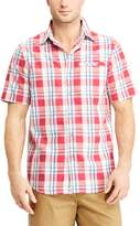 Chaps Men's Classic-Fit Performance Woven Button-Down Shirt