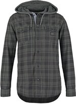 Quiksilver Snap Up Shirt Dark Green
