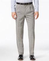 Lauren Ralph Lauren Check 100% Wool Pleated Dress Pants