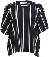 Cédric Charlier Striped Sweater