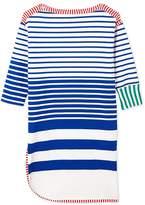 Petit Bateau Straight dress with stripes