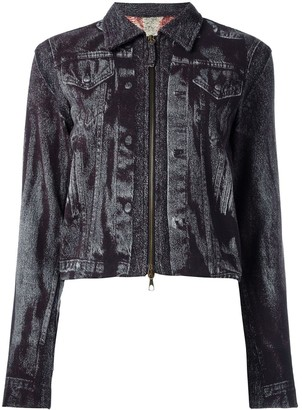 Jean Paul Gaultier Pre-Owned trompe-l'oeil jacket